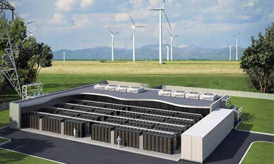 Tehachapi Wind Energy Storage Edison, impianto per stoccare 8MW da eolico in batterie al litio
