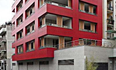 edificio classeA milano pianoterrra Type A, ledificio plurifamiliare classe A di Milano