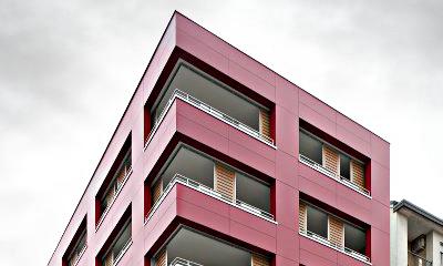 edificio classeA milano spigolo Type A, ledificio plurifamiliare classe A di Milano