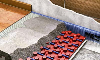 riscaldamento a pavimento, vantaggi energetici ed economici