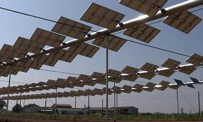 agrovoltaico struttura Agrovoltaico, una soluzione per gli impianti FV a terra