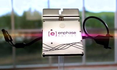 enphase energy microinverter Microinverter per un impianto fotovoltaico intelligente