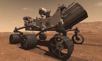 marte missione curiosity Curiosity su Marte per capire il cambiamento climatico